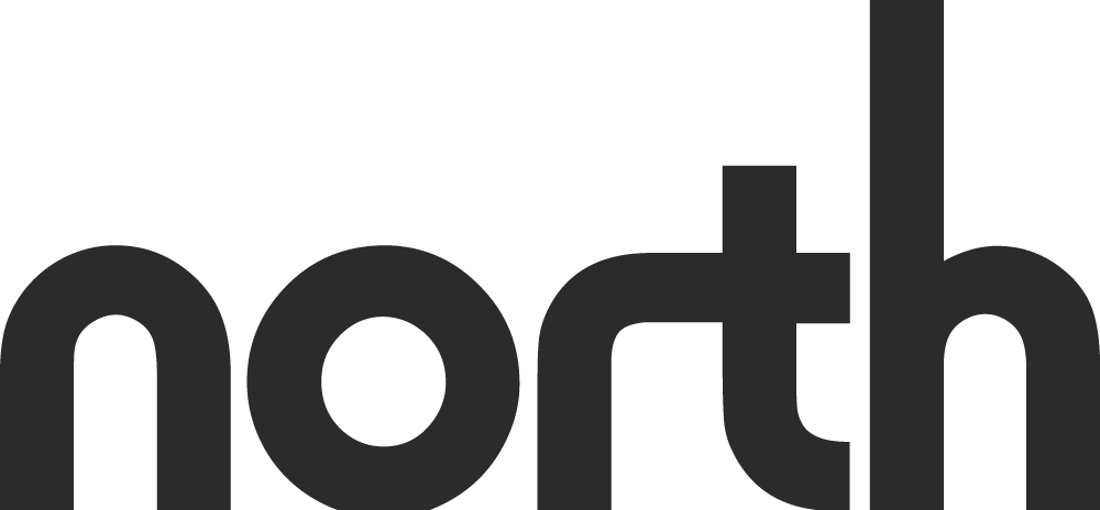 North For Men logo